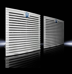 Rittal TopTherm EC fan-and-filter units