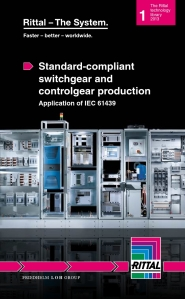 Standard compliant switchgear book cover