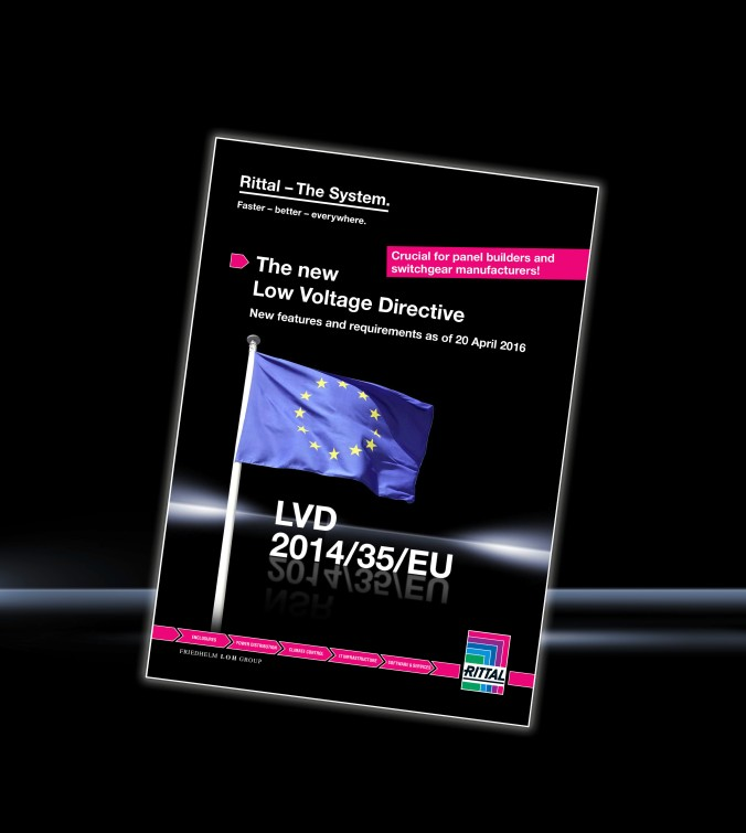 Rittal Low Voltage Directive Guide 0716