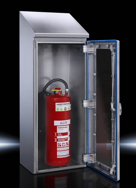 Rittal HD Fire Extinguisher Housing